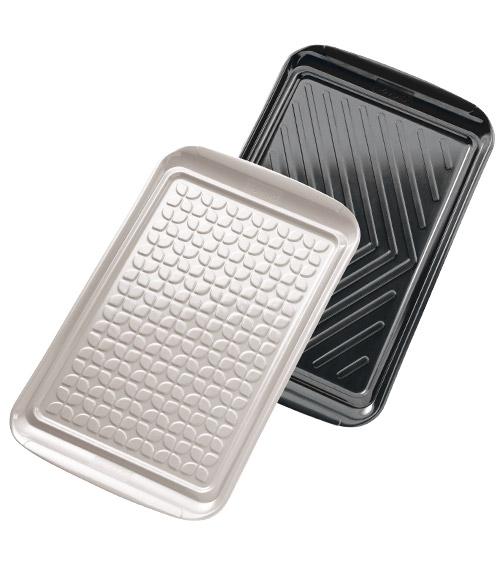 Prep & Serve BBQ Trays - Set of 2