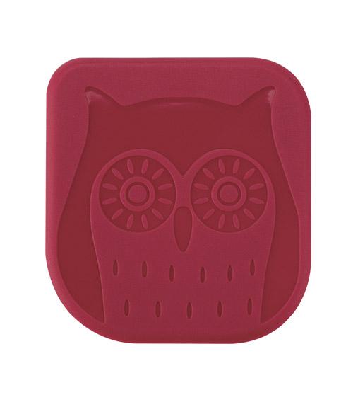 Owl Nylon Pan Scraper - Set of 3