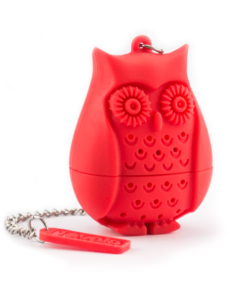 Silicone Tea Infuser - Owl