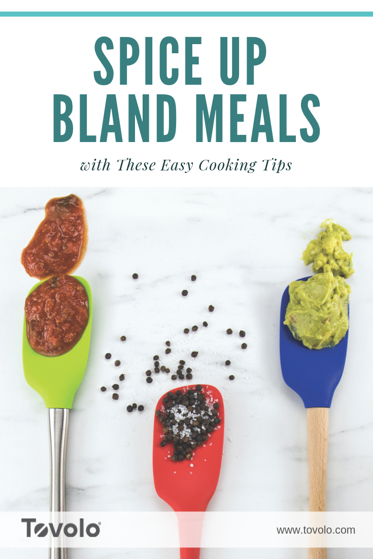 Spice Up Bland Meals with These Easy Cooking Tips