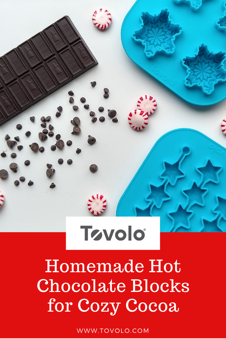 Homemade Hot Chocolate Bars for Cozy Cocoa