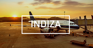 INDIZA AIRPORT SERVICES + TRAINING