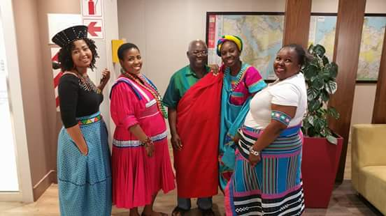 Invest in Africa Holdings celebrates Heritage Day 2016