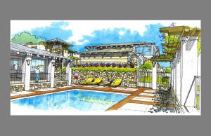 48-home Alternative - Courtyard View 2 (Rec Area)