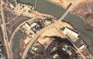 1973 Aerial of Watermark Del Mar site