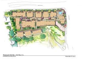 48-home Alternative Site Plan