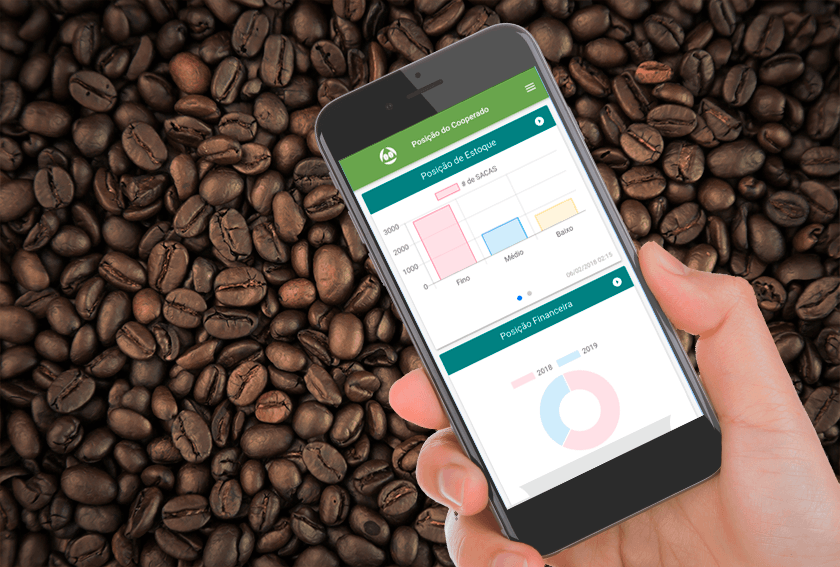 Discover desenvolve aplicativo mobile para melhorar a produção de café