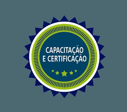 selo capacitação e certificação discover