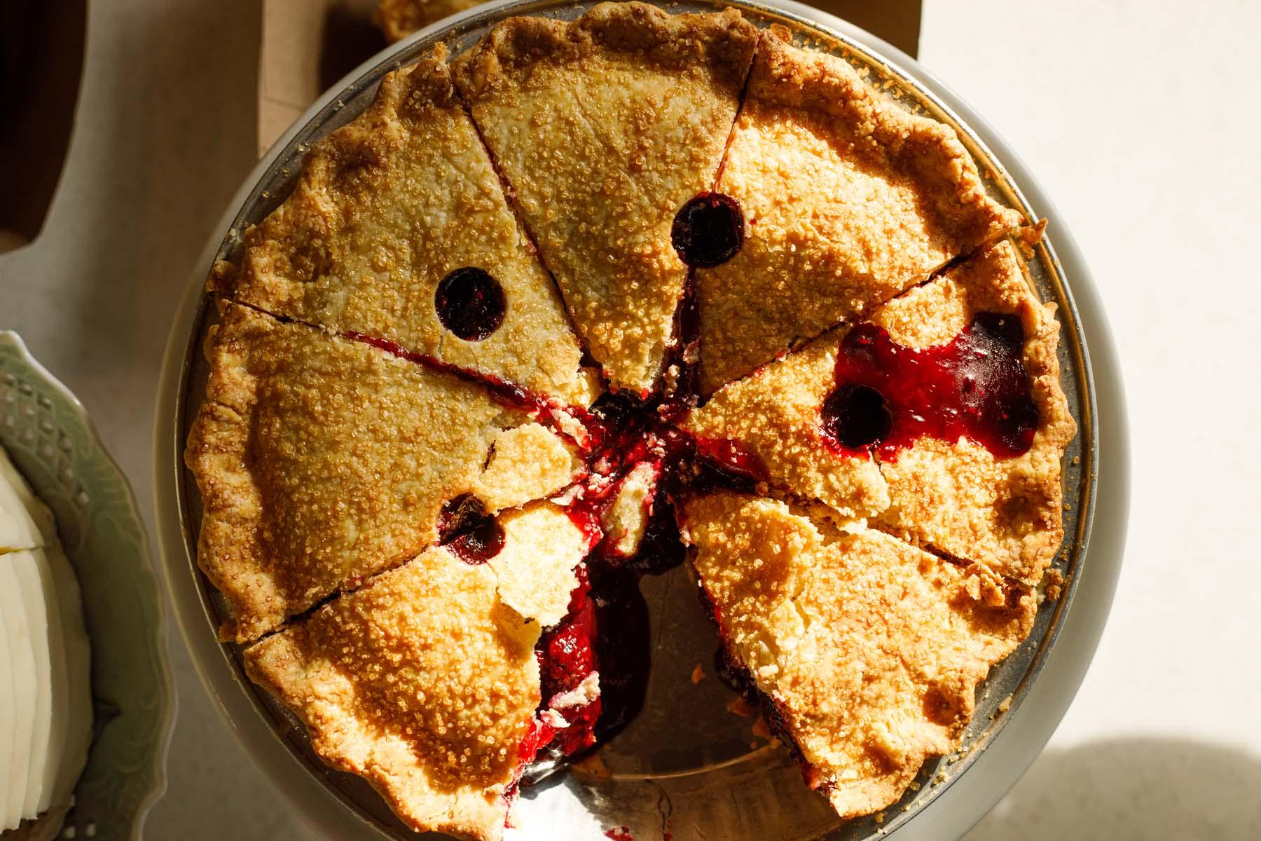 Best desserts in Wichita - Whole Cherry Pie