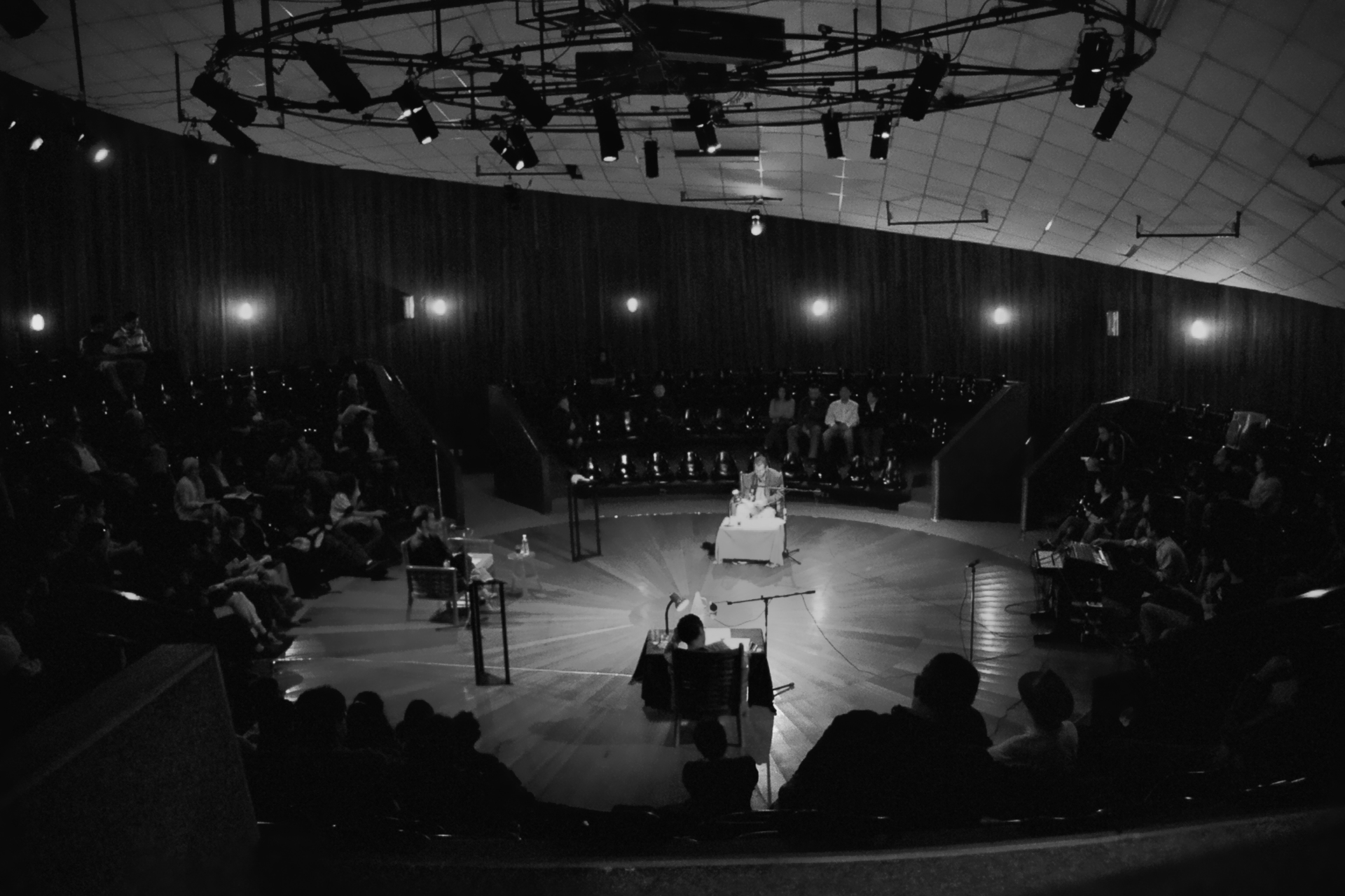 Teatro Prometeo: Poesía Mano a Mano 2.