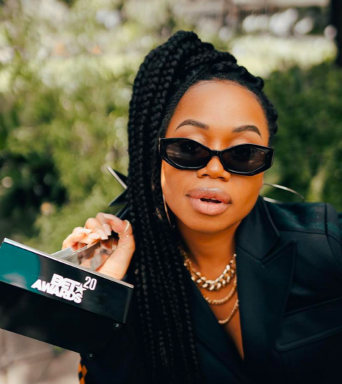 Sha Sha Continues to Blossom With Her First Ever BET Award!
