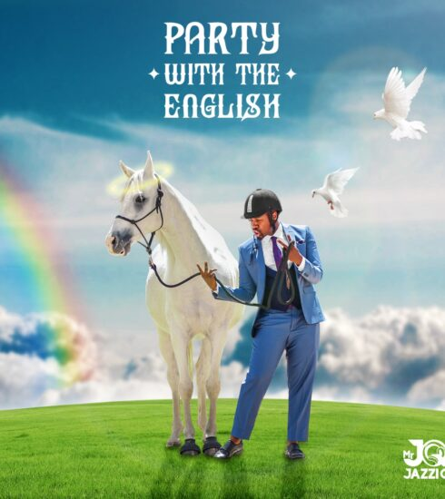 """JazziQ's """"Party With The English"""""""