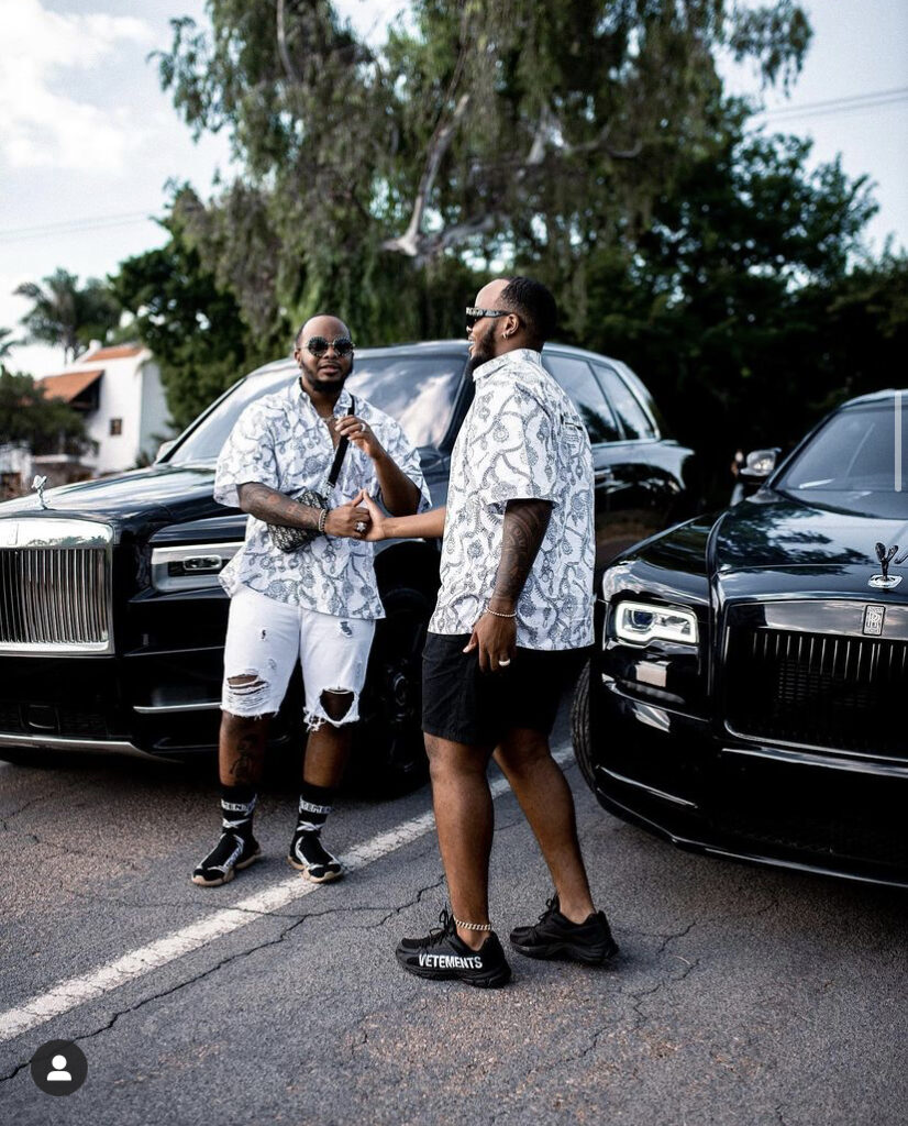 Cars To Amapiano Artists Are Currently Driving
