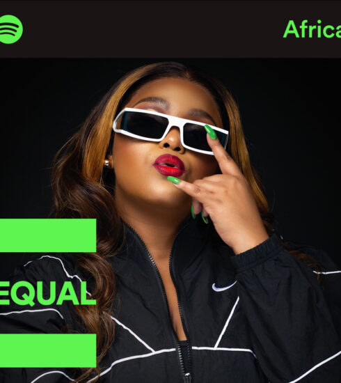 DBN Gogo Announced As Spotify EQUAL Africa artist of the month
