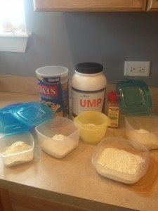 5 Breakfasts in 5 Minutes