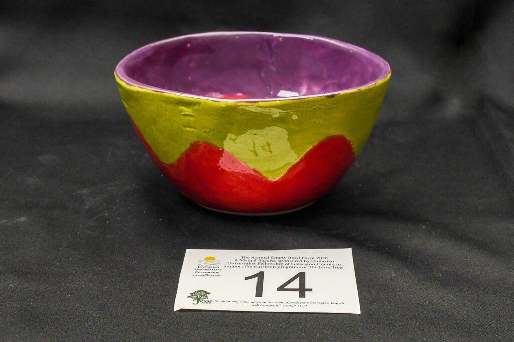 Bowl 14