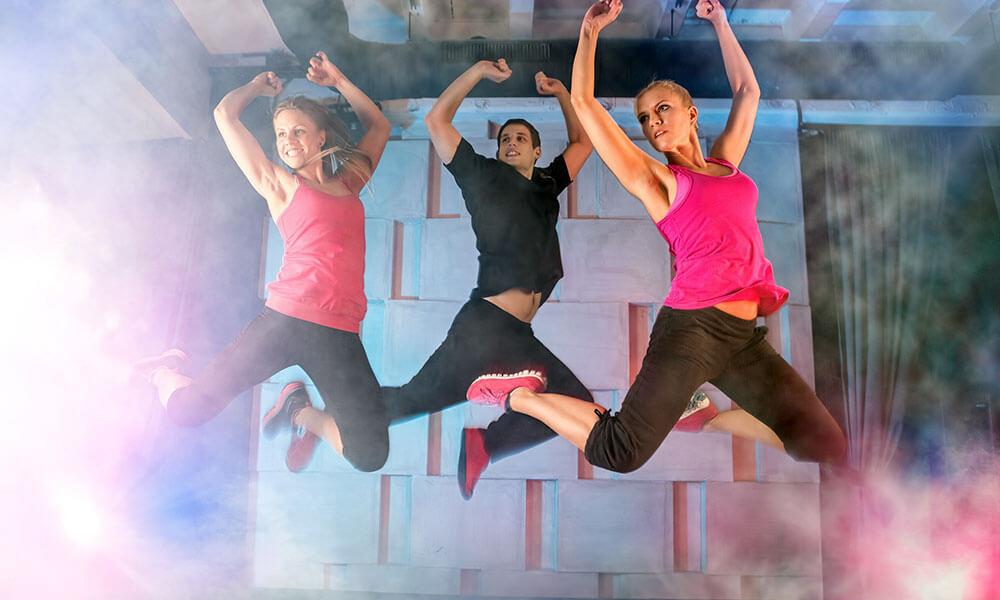 Cardio Dance-PlyoJam