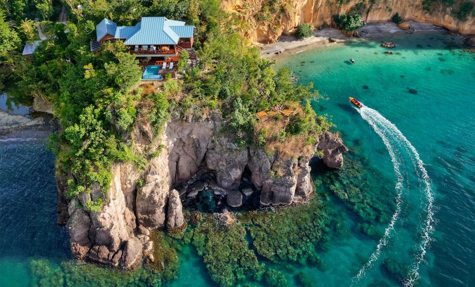 проект Secret Bay гражданство Доминики