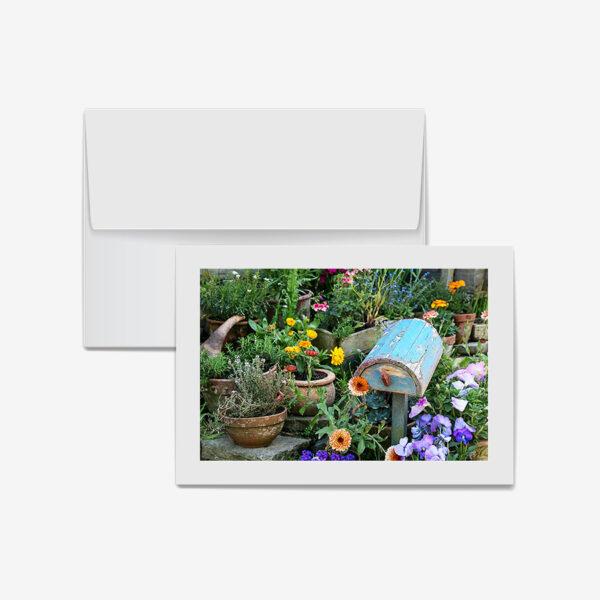 Hobbit Mail Box Garden, New Zealand