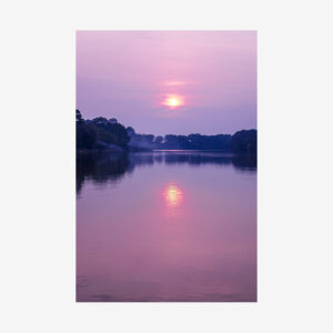 Sunset, Cambodia