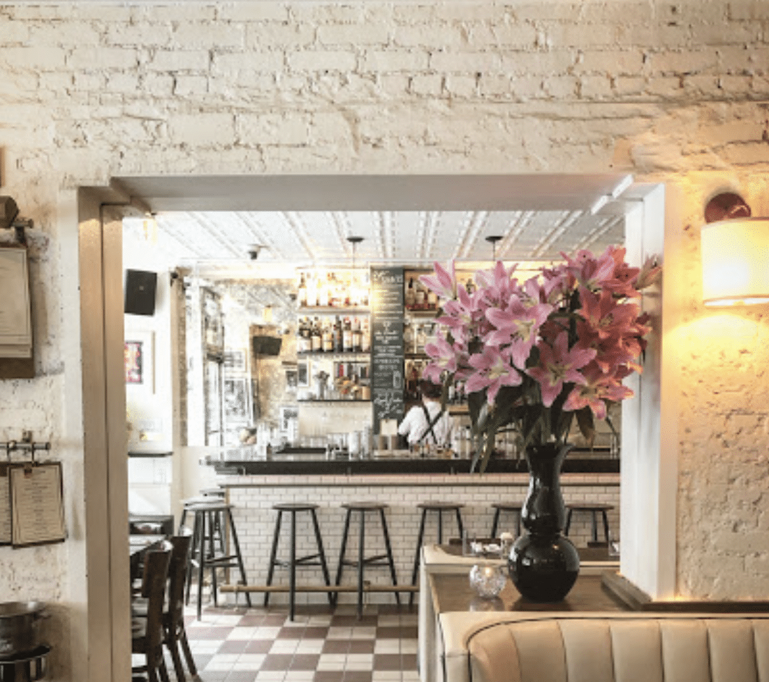 Cafe Dante, NYC