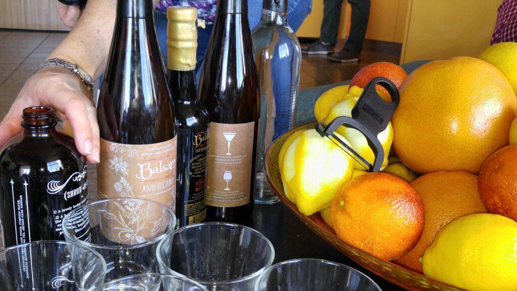 Kim Haasarud at Arizona Cocktail Week