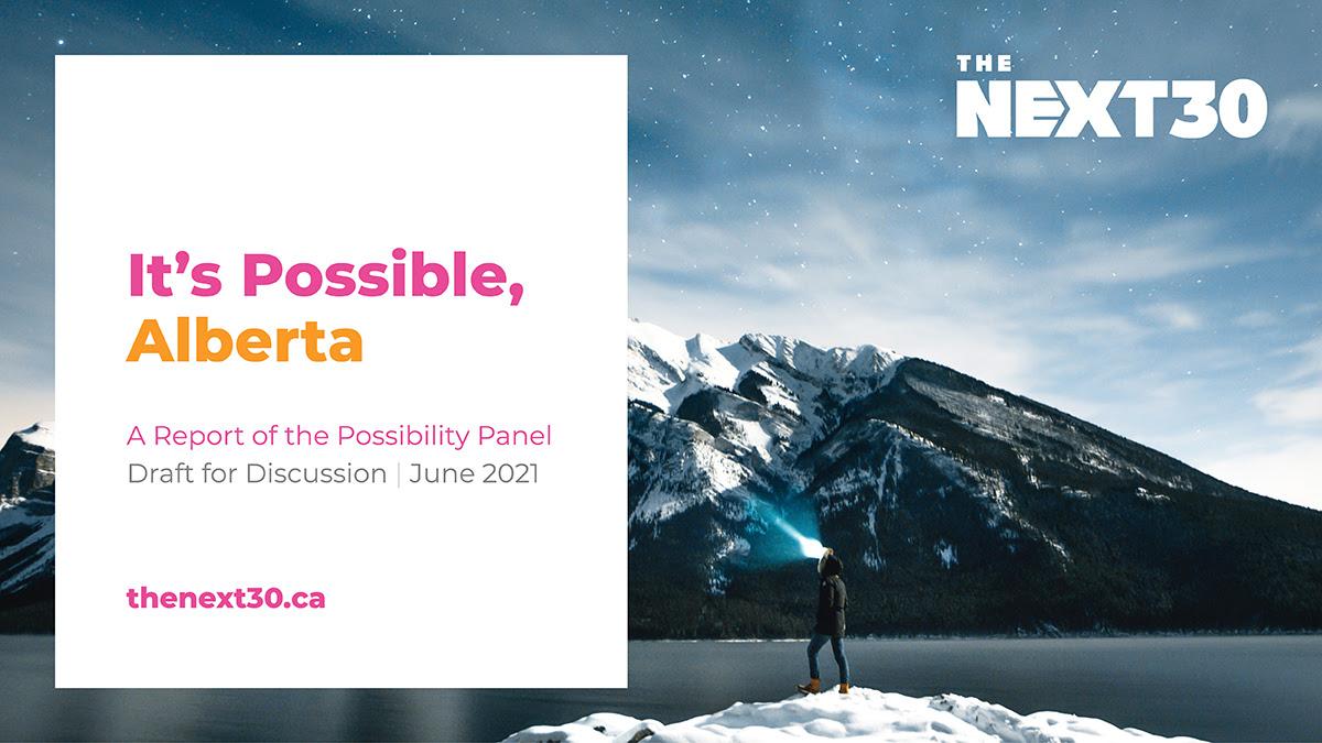 It's Possible, Alberta
