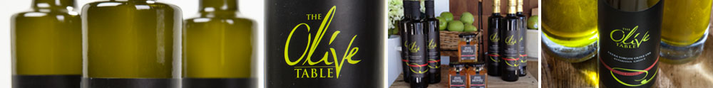 The Olive Table Olive Oil