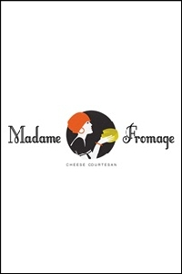 The Olive Table - Madame Fromage Cover