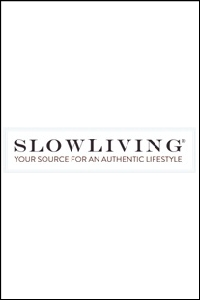 The Olive Table - Slow Living Cover