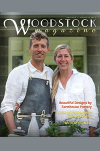 The Olive Table - Woodstock Magazine Cover - 250
