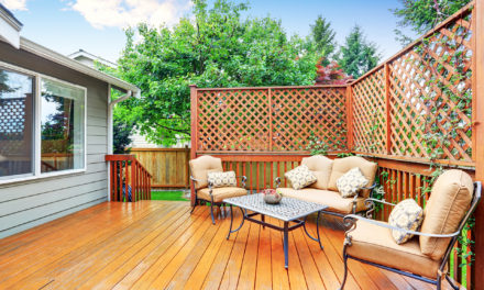 Get Your Outdoor Living Area Ready For Summer