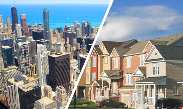 City Or Suburbs: Where Should You Buy A Home?