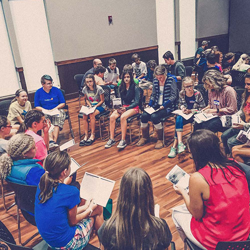 The Refuge – Student Ministry