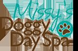 Missy's Doggy Day Spa Logo