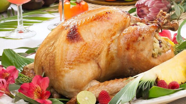 Thanksgiving in Hawaii