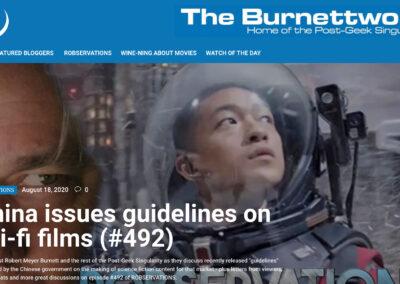 The Burnettwork