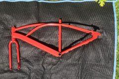 #14 Brake Light Red - Bike Frame & Fork