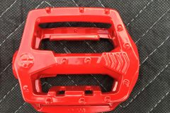 #216 Louie's Lushious Red Bicycle Pedal 001
