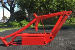 #216 Louie's Lushious Red - Electric Bike 010