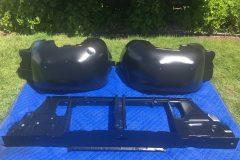 #03 House Black - Core Support & Inner Fenders