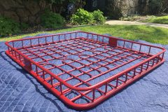 #335 Rough Ruby Red - Roof Rack