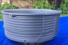 Ceramic Coating Stainless - Fan Shroud 004