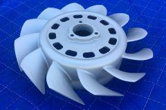 Ceramic Satin Nickel - Fan 002