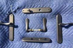 #63 Oil Rubbed Bronze - Door Handles