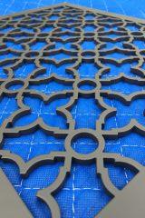 #65 Flat Bronze - Vent Cover