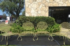 #23 Olive Green - Patio Chairs 004