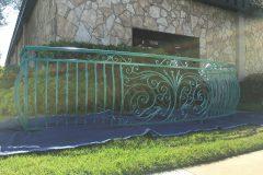 #26 Kurt Russell Green - Balcony Railing 004