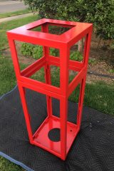 #216 Lousie's Lushcious Red - Trash Can 000