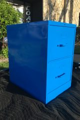 #30 Clear Skies Blue - Filing Cabinet 011